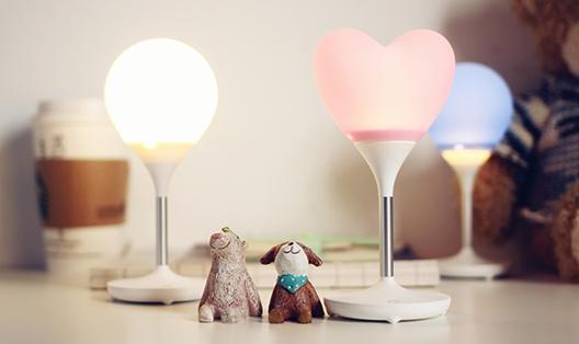 美好的事物,值得被我们认真拥有——心形灯